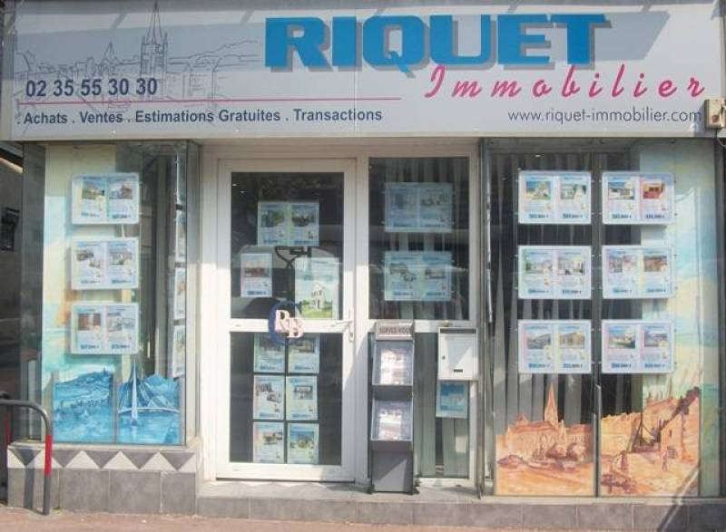 Agence immobili re montivilliers 76 riquet immobilier for Agence immobiliere i